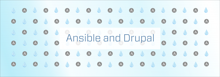 Just enough Ansible for Drupal