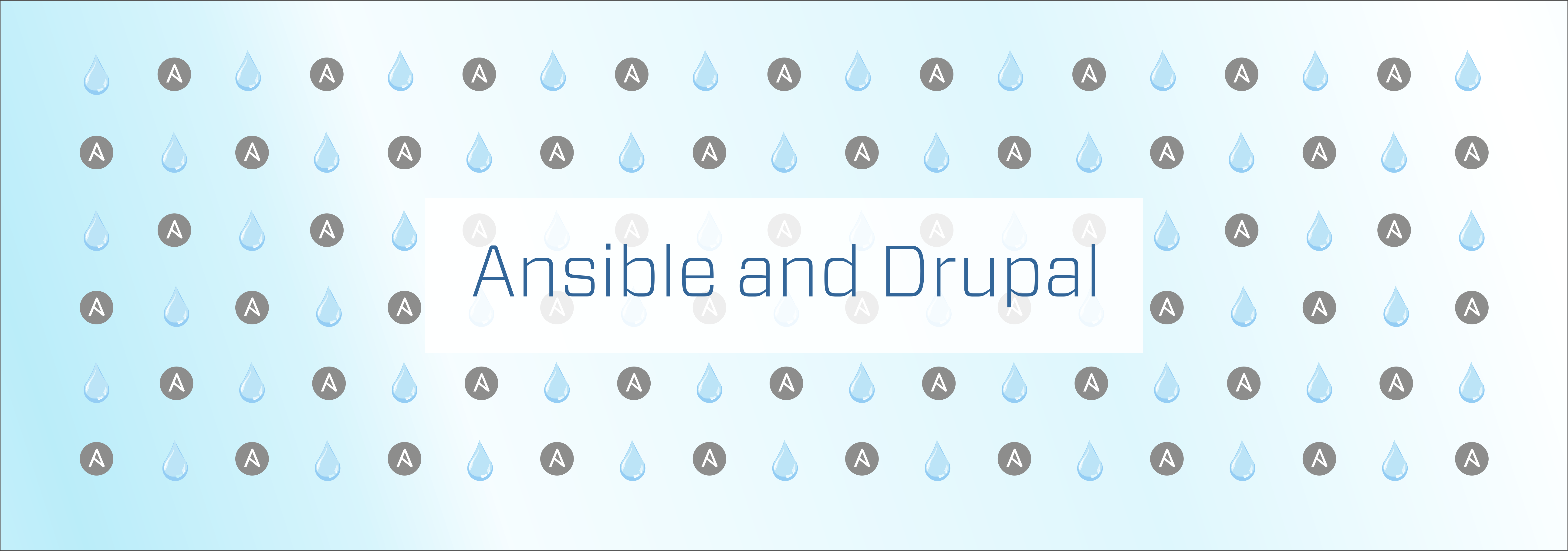 Just enough Ansible for Drupal
