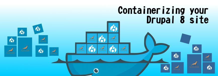Local Drupal development using Docker
