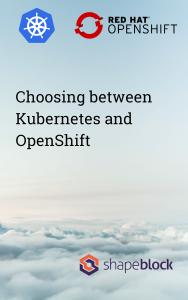 openshift-vs-kubernetes