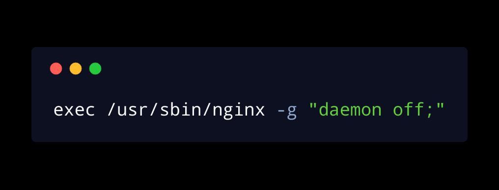 s2i run script