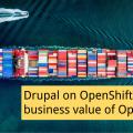 Drupal on OpenShift